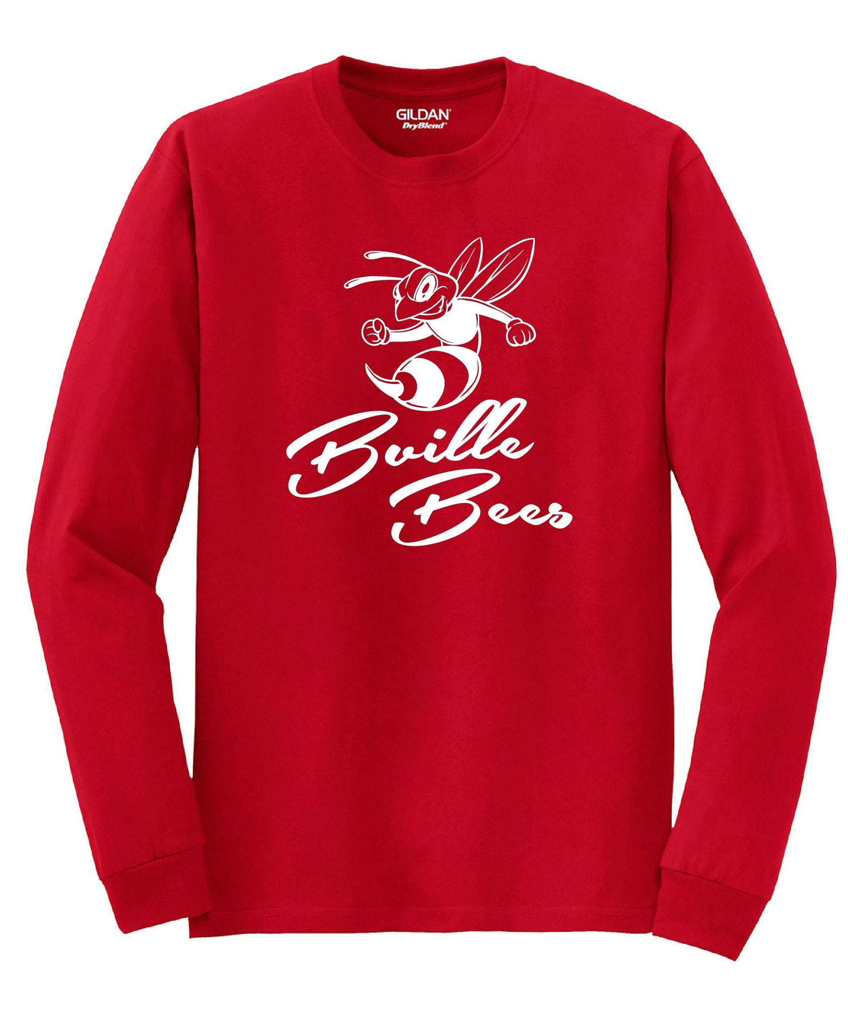 B'ville Bees Long Sleeve Tee