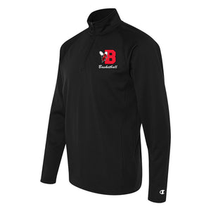 Baldwinsville Basketball Champion Performance 1/4 Zip