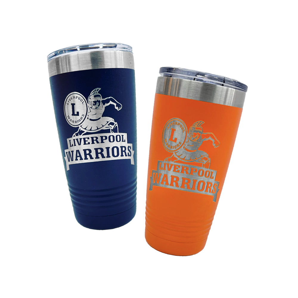 """Liverpool Warriors"" v1 20oz. Insulated Tumblers"