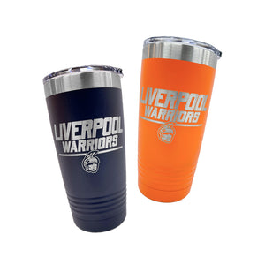 """Liverpool Warriors"" v2 20oz. Insulated Tumblers"