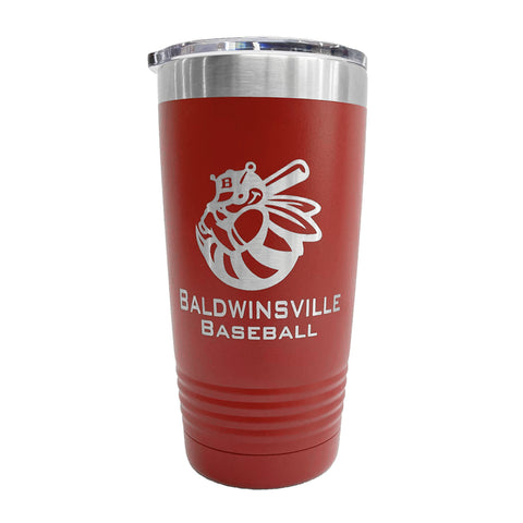 """Baldwinsville Baseball"" 20oz. Insulated Tumbler"