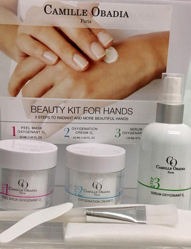 BEAUTY KIT FOR HANDS BY Camille Obadia PARIS