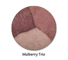 Baked Mineral Eyeshadow Trio by Camille Obadia Beauty