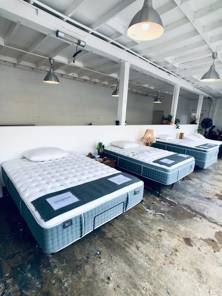 Luxury Eco Mattresses