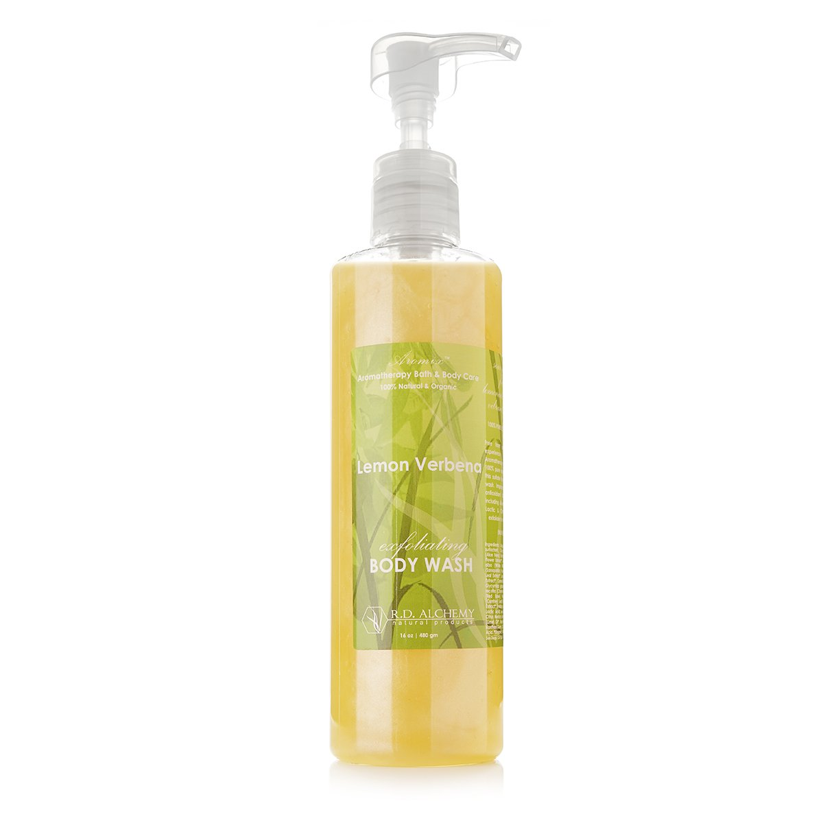Lemon Verbena - Body Wash Shower Gel