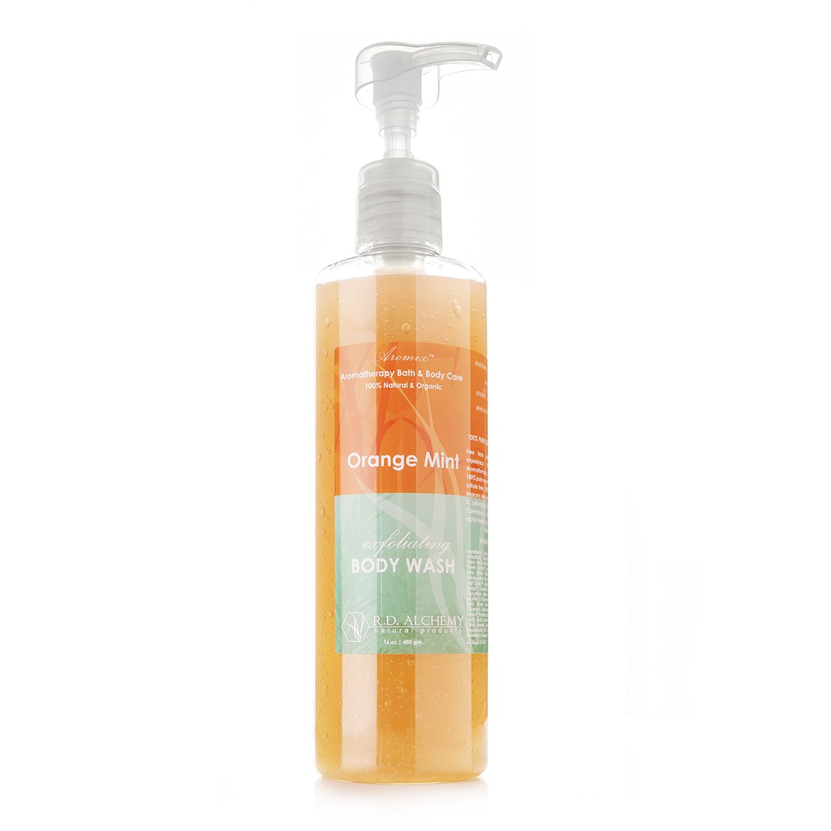 Orange Mint - Body Wash Shower Gel