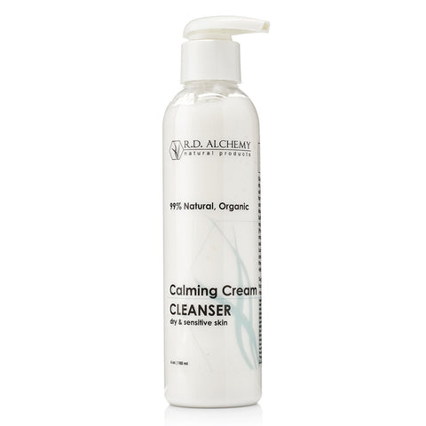 Calming Cream Cleaner - Face Wash
