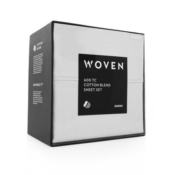 Woven - 600 TC Cotton Blend Sheets