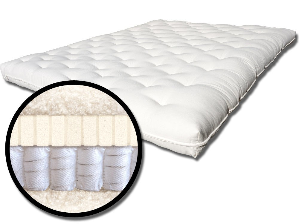 EcoSupport Chemical Free Hybrid Mattress