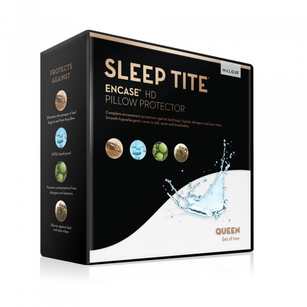 Sleep Tite - Encase® HD Pillow Protector
