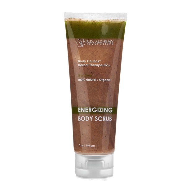 Energizing Body Scrub