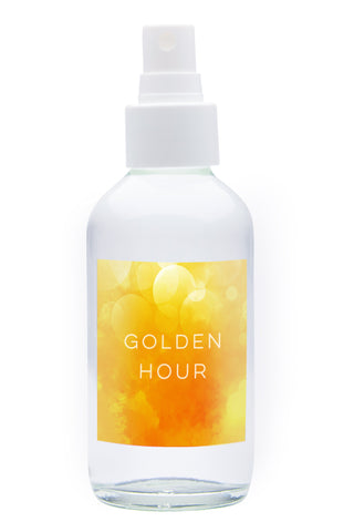 Golden Hour - Room & Body Spray