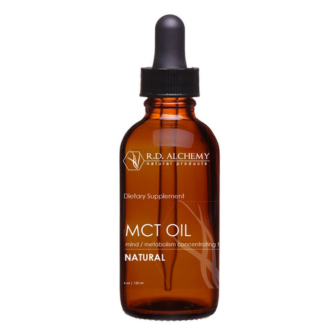 MCT Oil - Natural Flavor Dietary Supplement