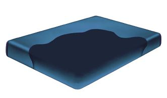 Boyd Free Flow Hardside Waterbed Mattress