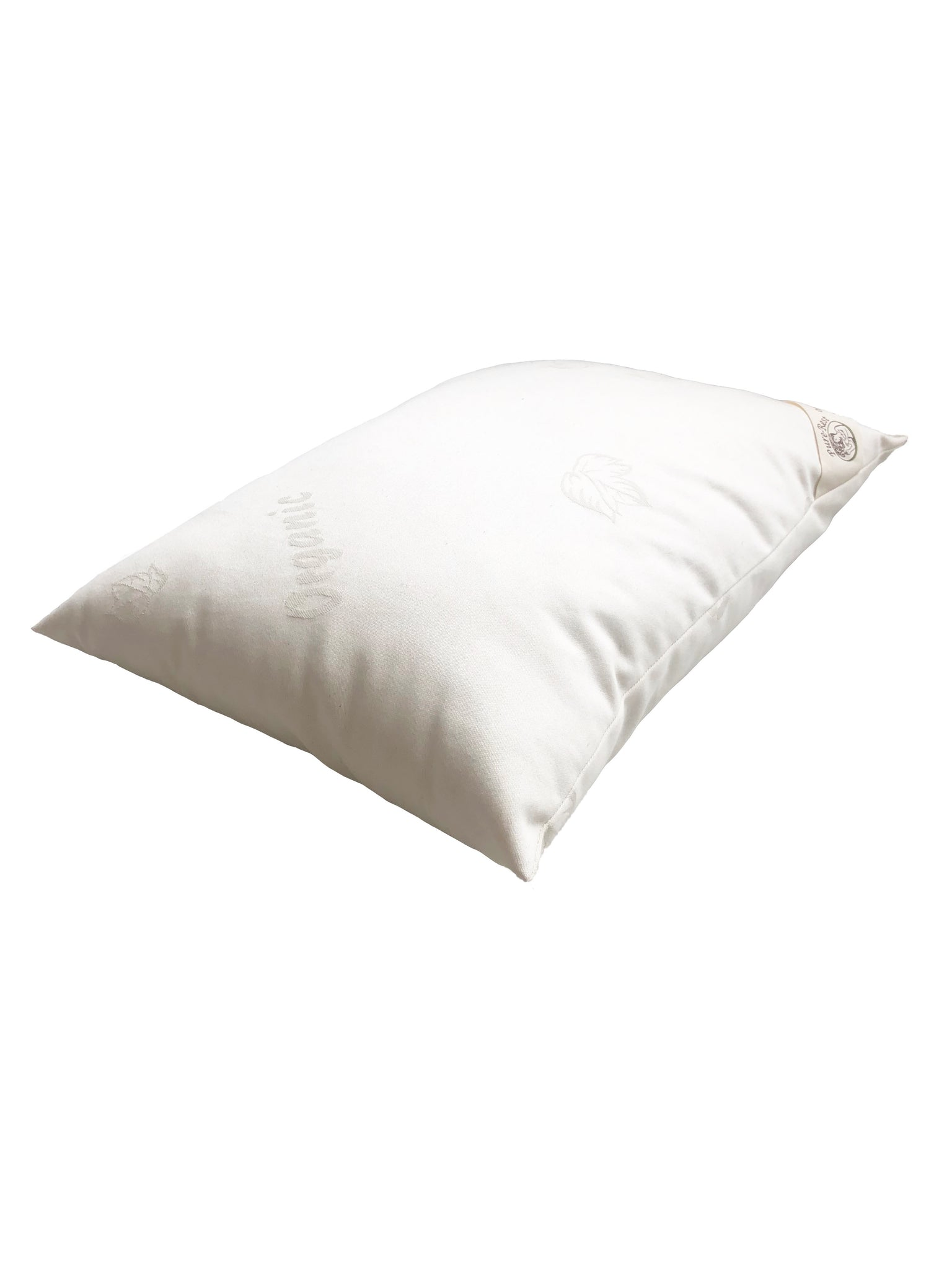 Kapok Filled Organic Cotton Pillow
