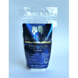 Rare Body® Fine Ground Bath Salt