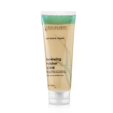 Renewing Polisher Scrub - Face Cream