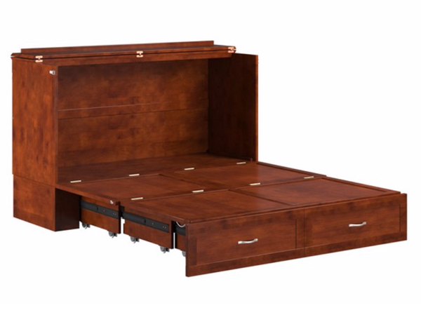 Hamilton Murphy Bed Chest w/ Charging Station