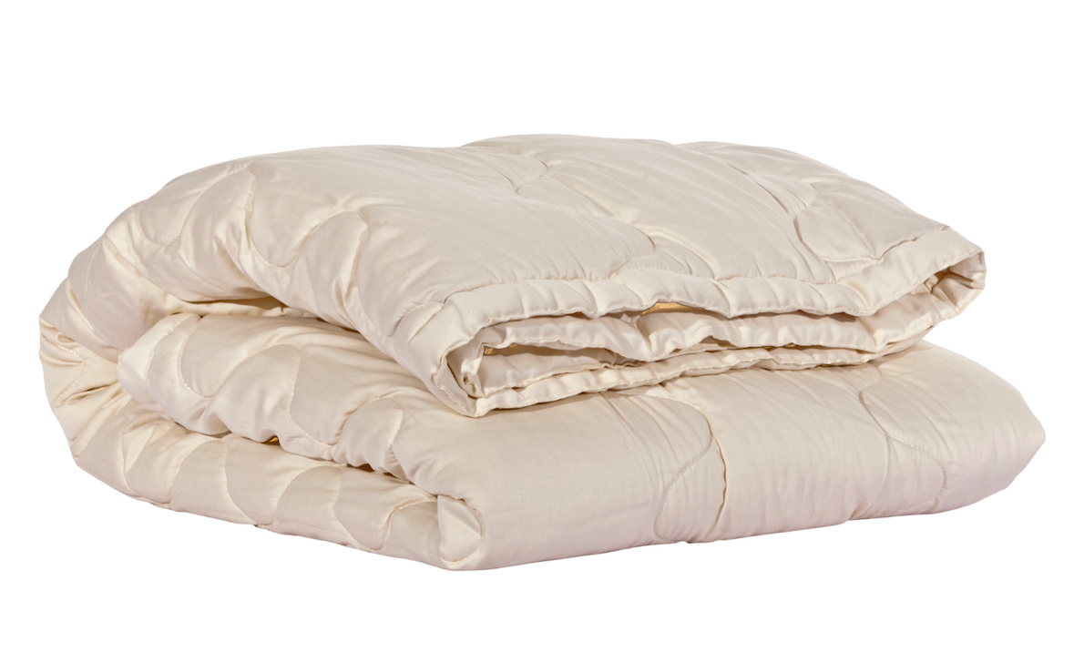 Eco Wool Filled Organic Cotton Comforters