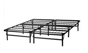 "Structures - Highrise™ HD 14"" Metal Platform Bed Frame"