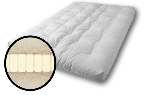 Shiki Wool Sleeping Mat with Latex
