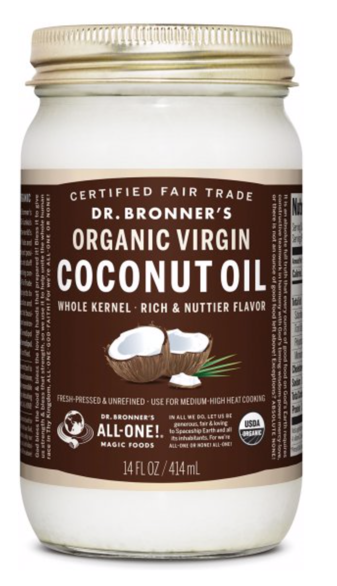Regenerative Organic Coconut Oil