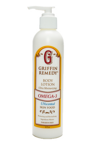 Griffin Remedy Omega-3 Ultra Moisturizing Skin Food Body Lotion Unscented