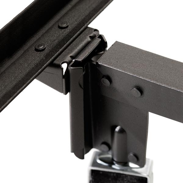 Structures Steelock® Bolt-On Headboard Footboard Bed Frame