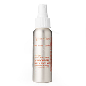 Sunscreen SPF30 Body Mist