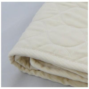 Baby Organic Cotton Quilted Mattress Pad