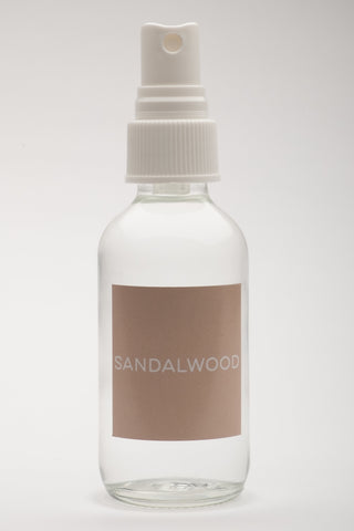 Sandalwood Water - Rood & Body Spray