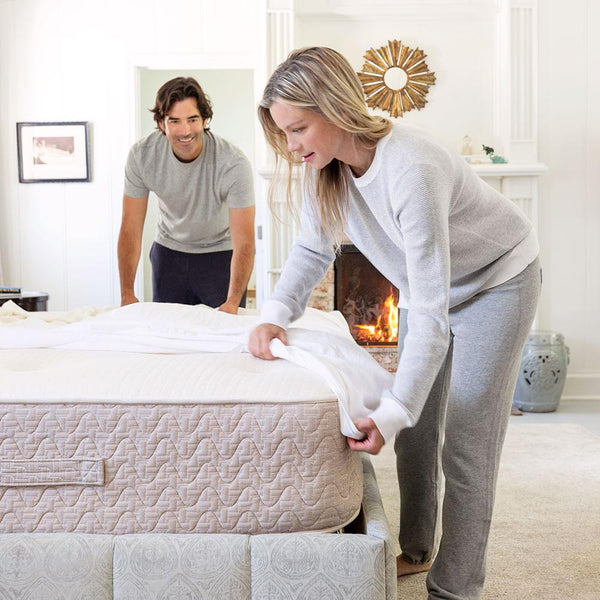 Smarthouse Firm Hand-Crafted Organic Mattress