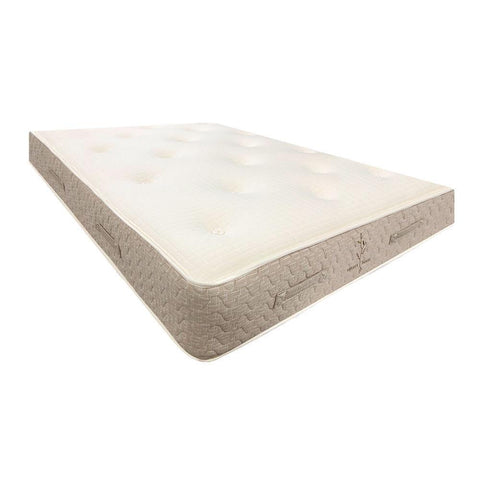 Smarthouse Plush Hand-Crafted Organic Mattress