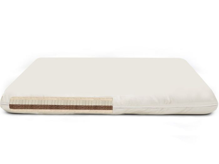 Sweetpea Wool, Latex, & Coconut Crib Mattress