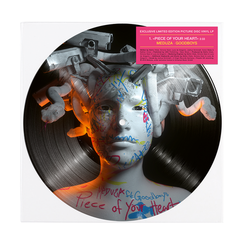 Meduza - Piece Of Your Heart / Lose Control (Limited Picture Vinyl)