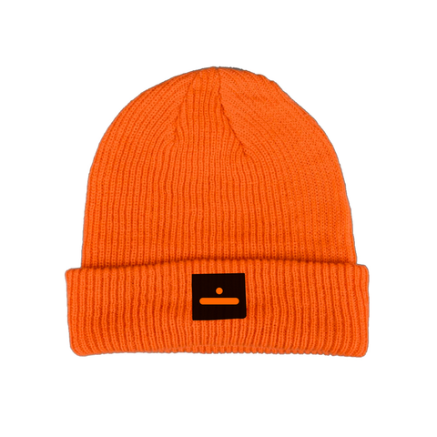 ASW LOGO BEANIE (Orange)