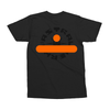 ASW25 BLACK & ORANGE T-SHIRT