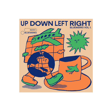 Bluewerks Vol 1. Up Down Left Right