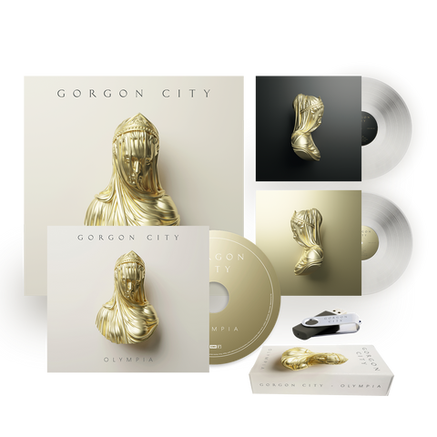 Olympia CD, 2LP & USB