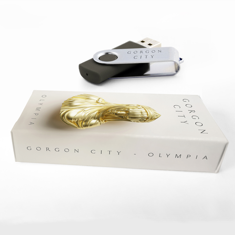 Gorgon City - Olympia - USB