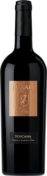 Passaia Grand Tuscan IGT 2016 - Bacchus Box