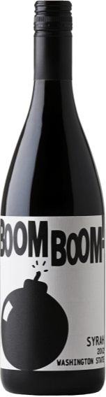Charles Smith Boom Boom Syrah 2015 - Bacchus Box