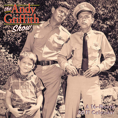 2019 Andy Griffith Show 2019 Wall Calendar, Classic TV by ACCO Brands