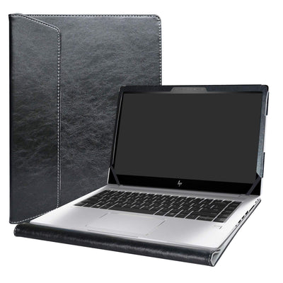 "Alapmk Protective Case Cover For 15.6"" HP EliteBook 850 G5 & EliteBook 755 G5 & ZBook 15u G5 Laptop(Warning:Not fit EliteBook 850 G4/G3/G2 & EliteBook 755 G4/G3/G2 & ZBook 15u G4/G3/G2),Black Black"