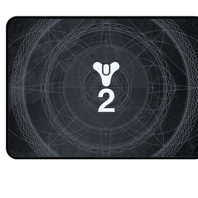 Razer Goliathus Speed Destiny 2: Slick Seamless Surface - Anti-Fraying Stitched Frame - Portable Cloth-Based Design - Medium Smooth Cloth Gaming Mat