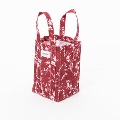 Bolso Bartola Flor China x 4