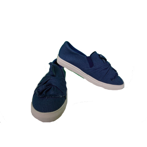 Slip ons - Blue Denim
