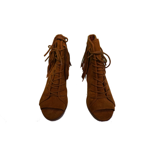 Juicy Couture Ankle Boots - Brown