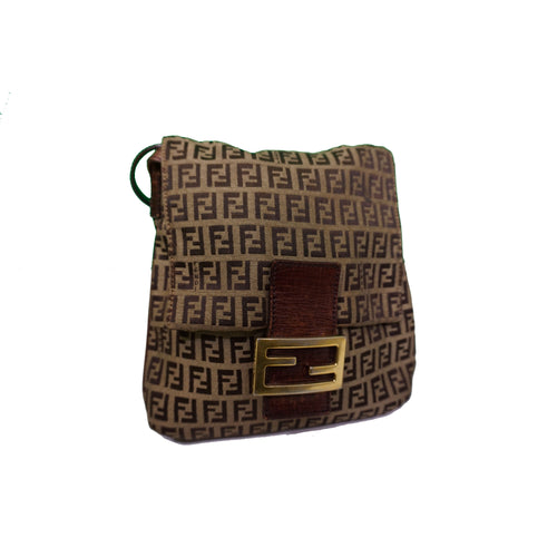 Fendi Handbag - Brown Monogram