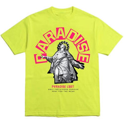 Statue Of Paradise Neon Yellow